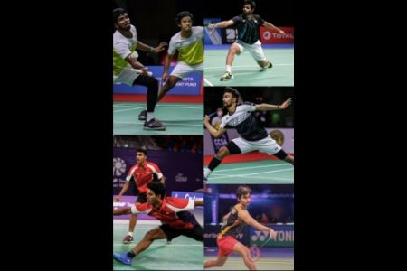 India cruises into quarter-finals after beating Tahiti 5-0 in Thomas Cup