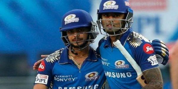 Ishan Kishan and Suryakumar Yadav creates IPL record in MI vs SRH