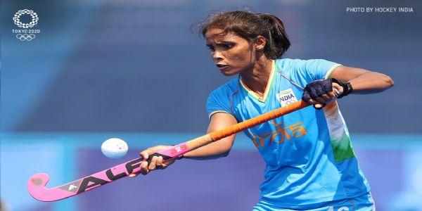 Vandana Katariya becomes first Indian woman hockey player to score hat-trick at Olympics