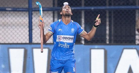 #HockeySeries: Blood, sweat and more hard work! The journey of Hardik Singh who almost gave up his dream